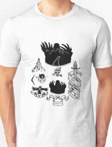 CoC scribble pad T-Shirt