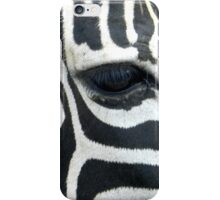 Eyeing it off  Wan Pi Safari Taiwan  iPhone Case/Skin