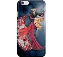 dark waltz iPhone Case/Skin