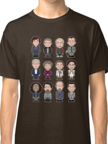 Sherlock and Friends mini people (shirt) Classic T-Shirt