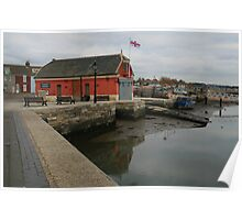The Old Lifeboat Station, Poole Poster