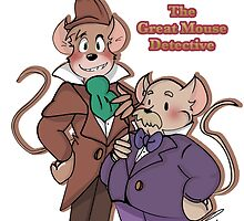 Basil and Dawson by Rozaliine