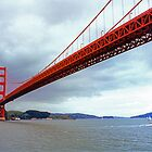 Golden Gate by Tom Gomez
