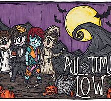 Nightmare before the All Time Low by Holly Chapman