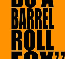 game quotes: barrel roll by shinypikachu
