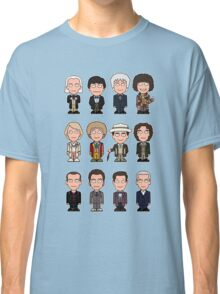 The Twelve Doctors (shirt) Classic T-Shirt