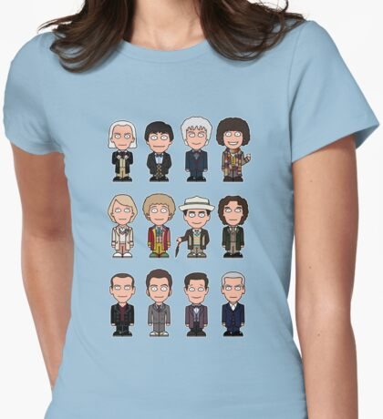 The Twelve Doctors (shirt) T-Shirt