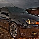 Focus St HDR by Daniel Knights