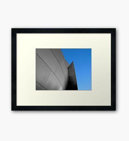 Los Angeles - Disney Theatre Framed Print