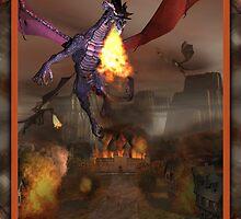 The Dragons Revenge by Dragoncat121