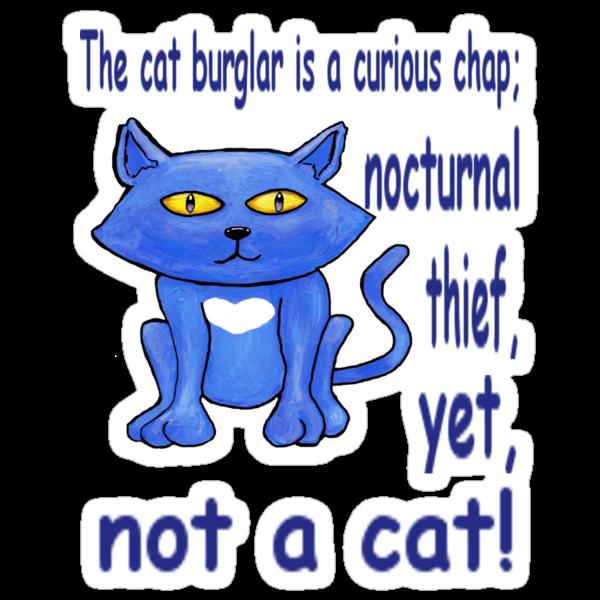 Cat Burglar by Cantus
