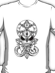 CoC Candy Skull T-Shirt