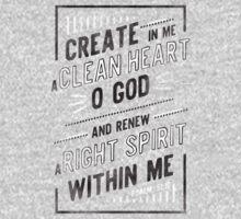 Clean Heart T-Shirt