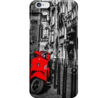 Vespa City Life iPhone Case/Skin