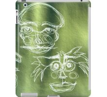 Mr and Mrs iPad Case/Skin