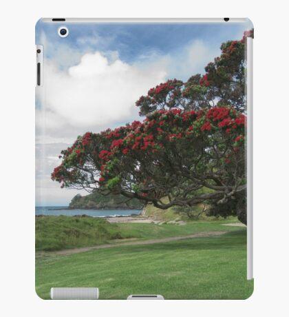 New Zealand Christmas Tree...........! iPad Case/Skin