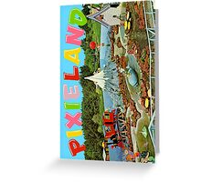 Pixieland Greeting Card
