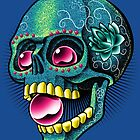 Sugar Skull by Julius Bernotas