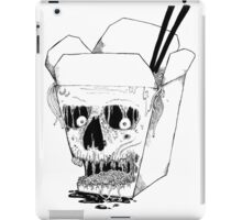 Monster Food: Takeout iPad Case/Skin