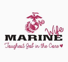 Marine Wife by bakerandness