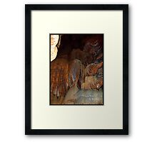 Alien World by A. Frances Framed Print