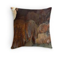 Alien World by A. Frances Throw Pillow