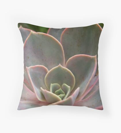NATURE: .. WITHOUT A FLAW Throw Pillow