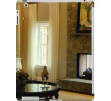 All the Comforts of Home iPad Case/Skin