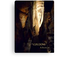 Cocoons Canvas Print