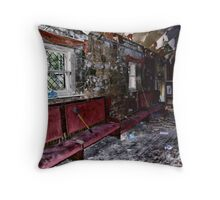 Function room Throw Pillow