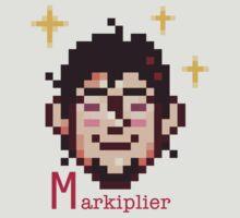 Pixel Markiplier by gorillaprutt