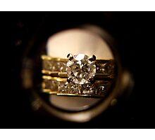 Engagement Photographic Print