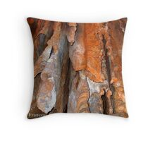 Ribbons Throw Pillow
