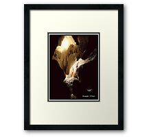 Light Framed Print