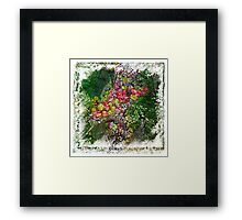 The Atlas Of Dreams - Color Plate 153 Framed Print