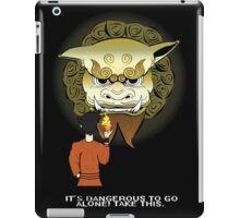 Wan is the Lonliest Number iPad Case/Skin