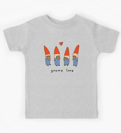 Gnome Love Kids Tee