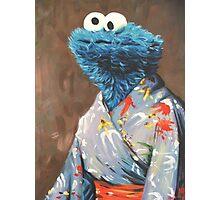 Kimono Monster Photographic Print