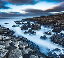 Giant's Causeway, Northern Ireland by Alessio Michelini