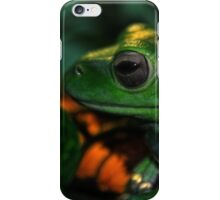 White's Tree Frog iPhone Case/Skin