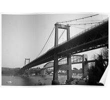 The Two Bridges Poster