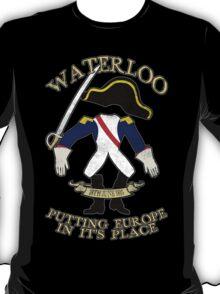 The Battle of Waterloo. T-Shirt