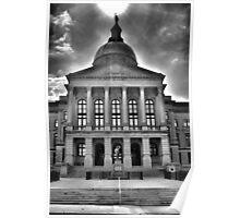 Capitol Building, Atlanta Poster