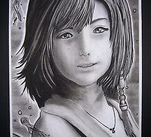 Yuna by Loraine Eshuis