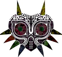 Majoras Mask Crystalized by Virus80521