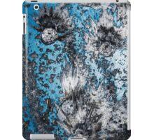 Impact #4 - Blue iPad Case/Skin