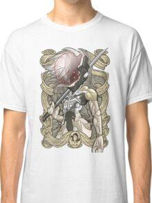 Raiden - MGS4 Classic T-Shirt