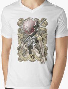 Raiden - MGS4 Mens V-Neck T-Shirt