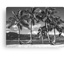 Old Hawaii Canvas Print