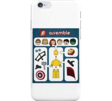 LEGO Avengers Assemble iPhone Case/Skin